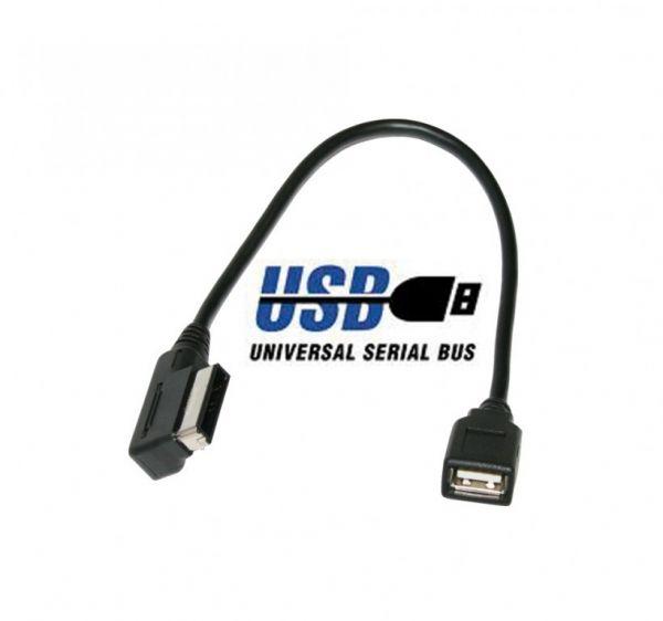 36397 - MDI, AMI Anschlusskabel USB für VW, Audi