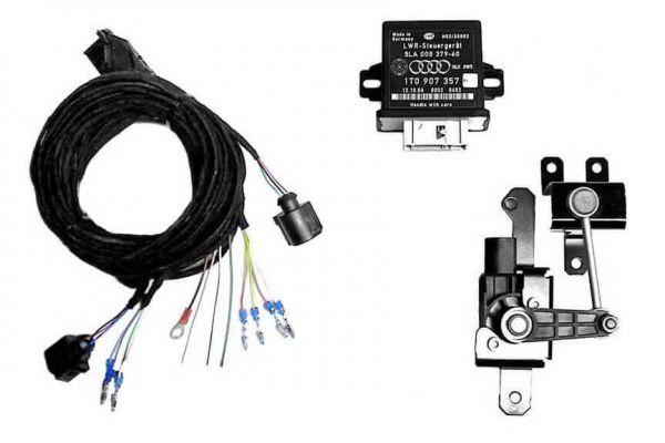 aLWR Komplett-Set für Audi Q3 ohne elektr. Dämpferregelung / Front