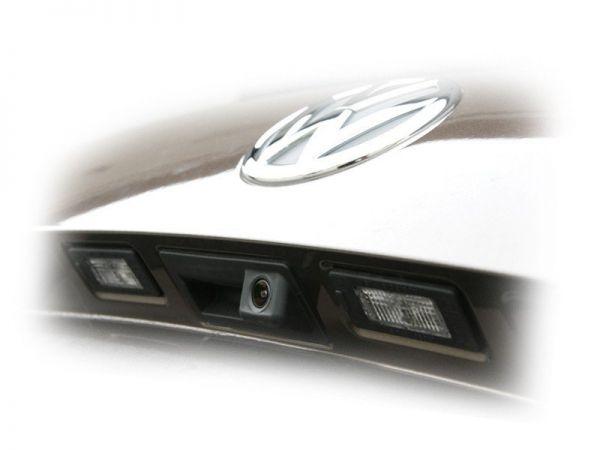 Komplett-Set Rückfahrkamera Low für VW Touareg 7L VW MFD2 / RNS2