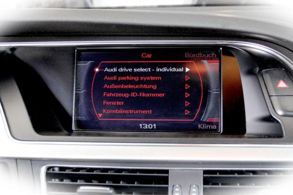 39301 - Nachrüst-Set Drive Select für Audi A4 8K, A5 8T, Q5 8R MMI