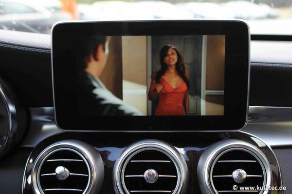 Video in Motion Mercedes NTG 5 - Version Japan