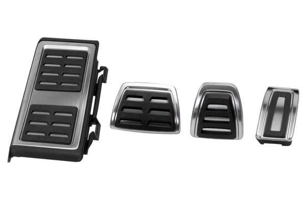 39972 - Pedale / Fußstütze aus Edelstahl Schaltgetriebe