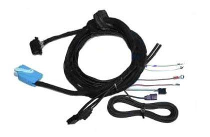 34483 - Kabelsatz Telefonfesteinbau Motorola für Audi A6 4F - MMI 2G