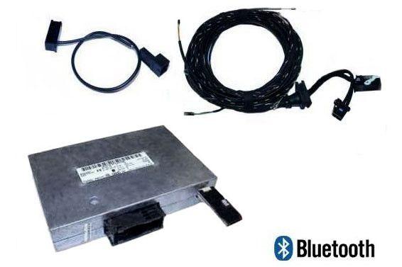 33914 - FSE Handyvorbereitung BT inkl. SDS für Audi Q7 4L Nur Bluetooth