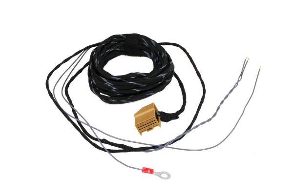 34473-1 - Kabelsatz PDC Steuergerät - Zentralelektrik für VW Scirocco, Golf 5, Touran, EOS, Jetta - mit OPS