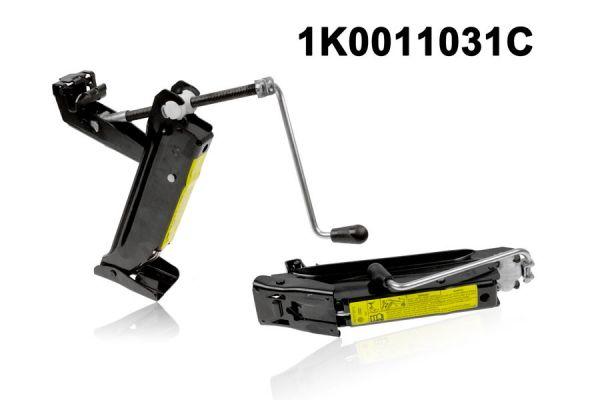 1K0011031C - Original Wagenheber 1K0011031C für VW, Audi, Seat, Skoda