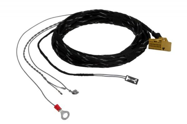 40487 - Kabelsatz PDC Steuergerät - Zentralelektrik für Audi A6 4F