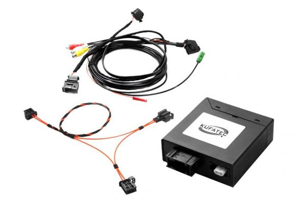 IMA Multimedia Adapter für VW Touareg RNS 850 Basic Nein