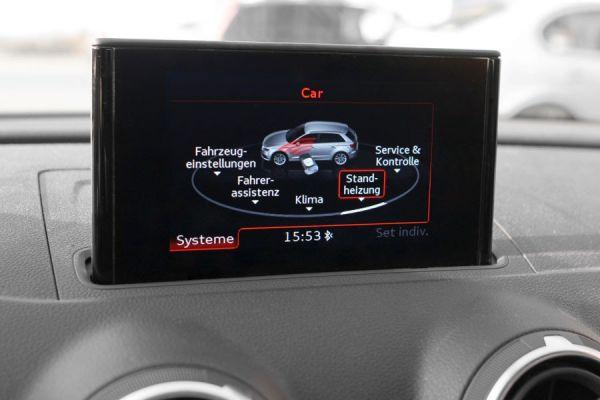 42285 - Nachrüst-Set Standheizung für Audi A3 8V 1.6/2.0 TDI, Frontantrieb, bis Mj. 2016