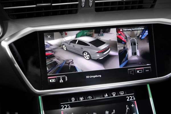 43390 - Umfeldkamera - 4 Kamera-System für Audi A7 4K