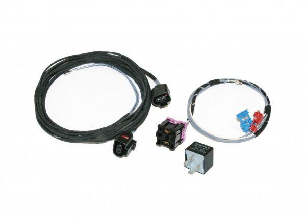 40304 - Kabelsatz Nebelscheinwerfer (NSW) für Audi A3 8L + Relais