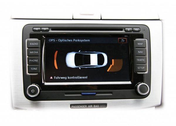 Nachrüst-Set OPS Optisches Parksystem für VW Passat 3C Nein