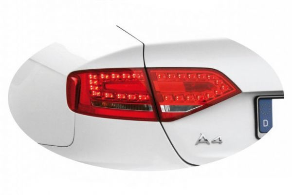36961 - Komplett-Set LED-Heckleuchten für Audi A4/S4 Limousine