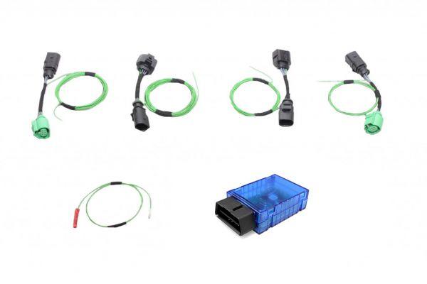cable set coding dongle led facelift taillights audi a6. Black Bedroom Furniture Sets. Home Design Ideas