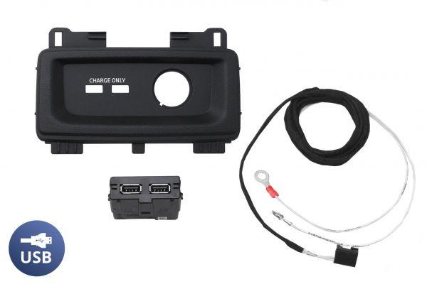 43388 - Komplettset USB Hub für Audi Q5 FY