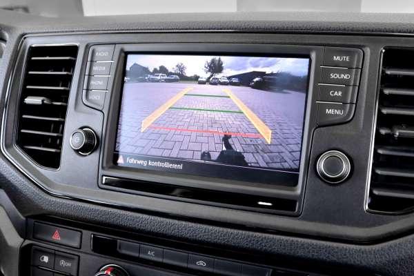 42045 - Komplett-Set Rückfahrkamera für VW Crafter SY