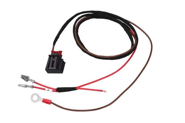 43696 - Kabelsatz beheizbares Lenkrad, Lenkradheizung für VW, Skoda
