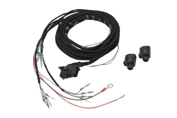 37590 - Kabelsatz aLWR Bi-Xenon / adaptive light für Audi TT 8J mit Bi-Xenon