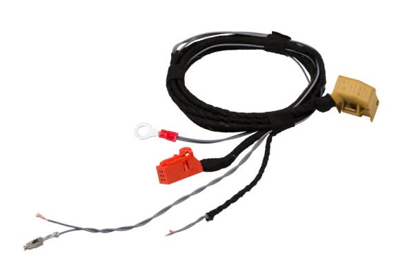Kabelsatz PDC Steuergerät - Zentralelektrik für VW T5 ab 2010 Standard - PR-Nr. 4N2