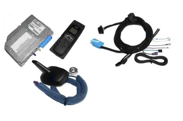 33925 - Telefonfesteinbau Motorola für Audi Q7